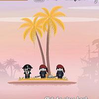 Гра Вибухові Пірати Карибського Моря лего: гра з вибуховим характером!