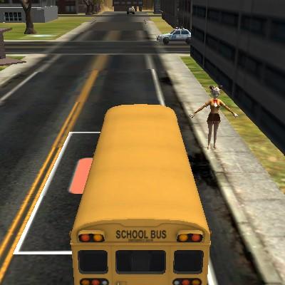 Гра Шкільний Автобус 3Д