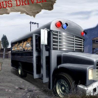 Гра тюремний Автобус: Водій ув'язнених