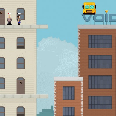Гра Водій Автобуса Літаючого
