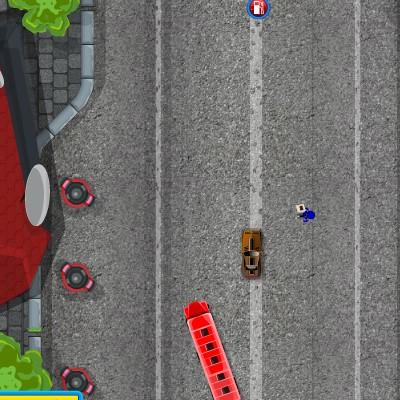Гра швидкісна і божевільна їзда на автобусі