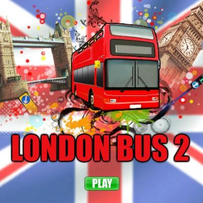 Гра Автобус 2: Водіння в Лондоні