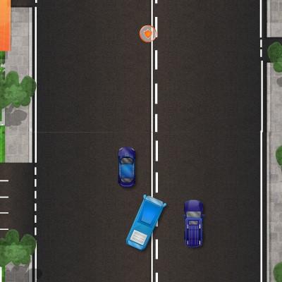 Гра Автобус Курсує свавілля онлайн