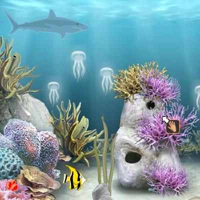 Гра Акула: Втеча з Рифу