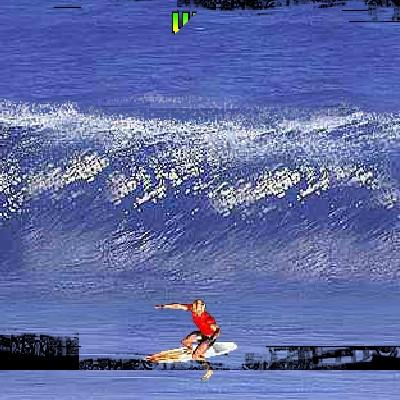 Гра Акули і серфінг