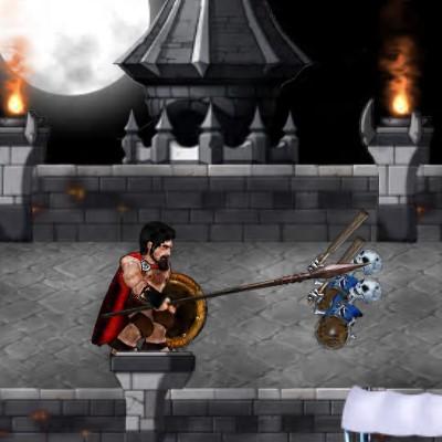Гра Атака: Спартанці проти Зомбі