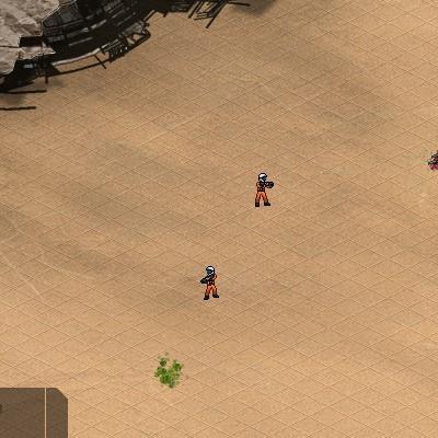 Гра Атака прибульців: Місяць пустелі