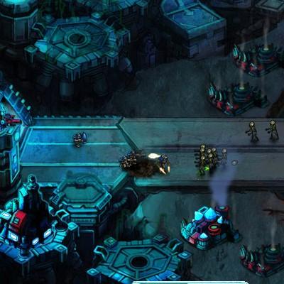 Гра Атака: Роботів проти Зомбі