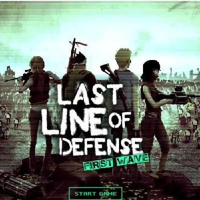 Гра Атака Зомбі: Останній рубіж Захисту