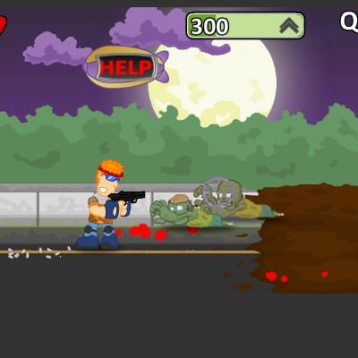 Гра Атака Зомбі: Захисник міста