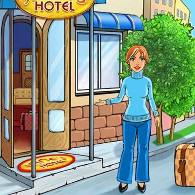 Економічний бізнес гра симулятор: Готель Джейн