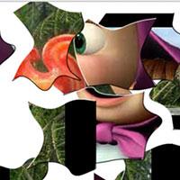 Гра Пазл Маша і золота рибка: грай безкоштовно онлайн!