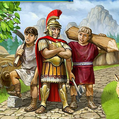 Гра Бізнес: Дороги Риму