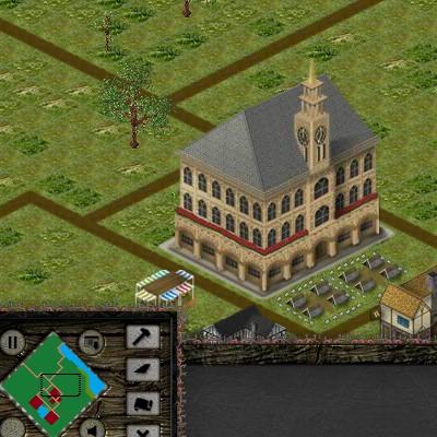 Гра Бізнес: Мер дворянин нового міста