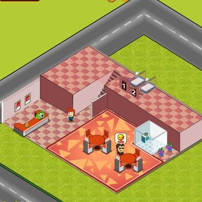 Гра Бізнес Готель: Їжа і постіль 3