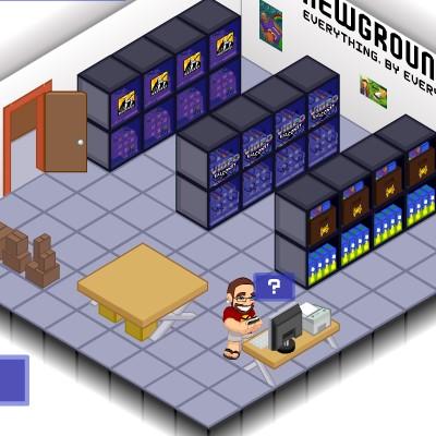 Гра Бізнес: Упаковувати предмети