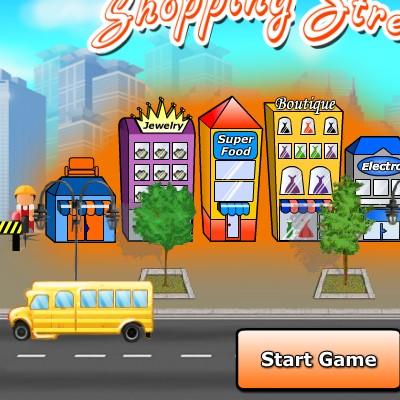 Гра Бізнес: Торгова вулиця