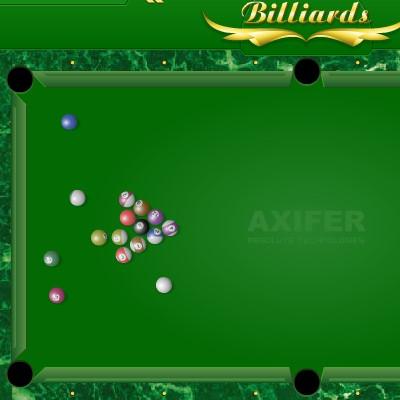 Гра простий Більярд