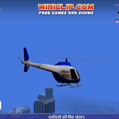 Гра Вертоліт Поліції