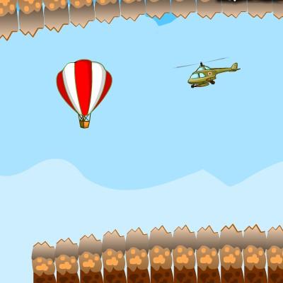 Вертоліт гра Клікер: Втеча з бази