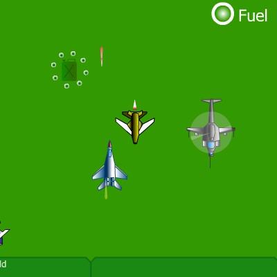 Гра Атака Вертольотів проти літака