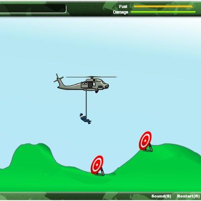 Вертоліт гра Спеціального призначення Альфа