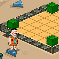Гра Дісней: Фред рухає камені