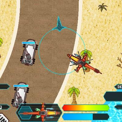 Вертоліт Гра: Повітряний Захисник