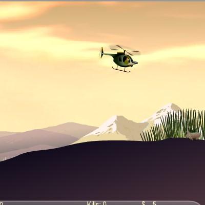 Вертоліт гра: Захисник міста