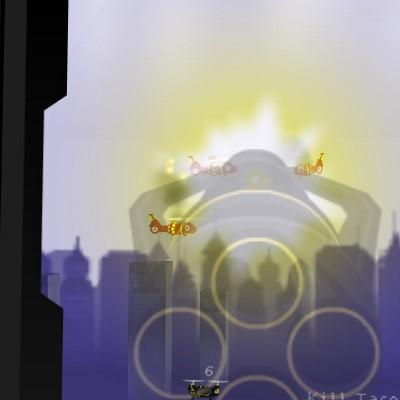 Вертоліт гра майбутнього: Стрілялка з кабіни