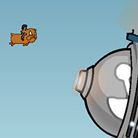 Гра Дісней: Політ на собаці