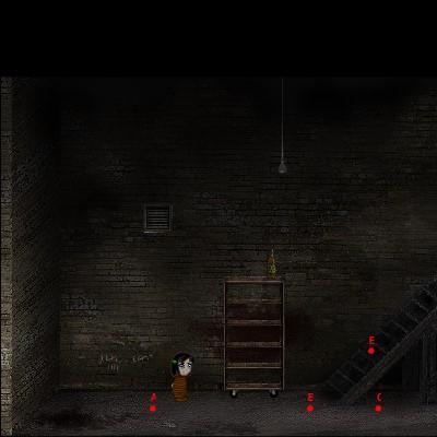 Гра Знайти вихід з кімнати маніяка