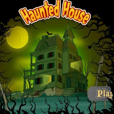 Гра Знайти Вихід: Будинок з привидами