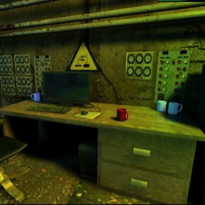 Гра Втеча з загадковою лабораторії