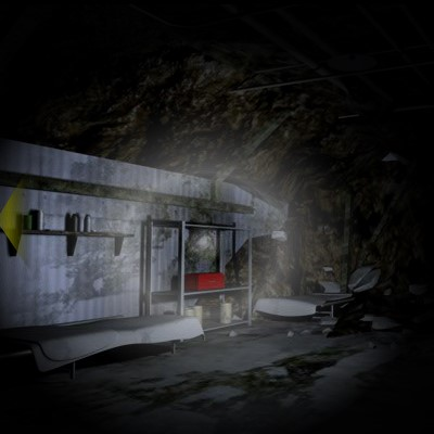 Гра Знайти Вихід з Арктичної станції