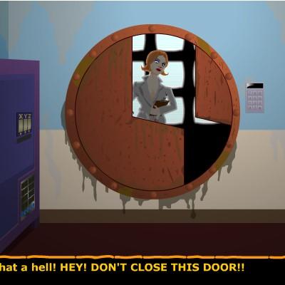Гра Знайти Вихід із загадкових кімнат