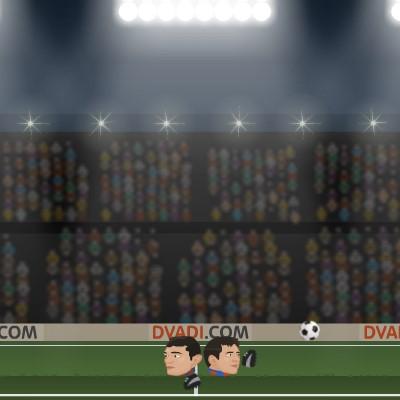Гра Футбол Головами в Лізі