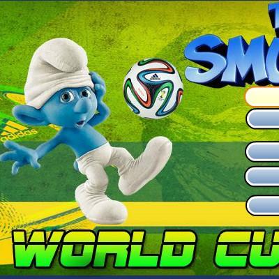 Гра Головами: Смурфики Кубок Світу