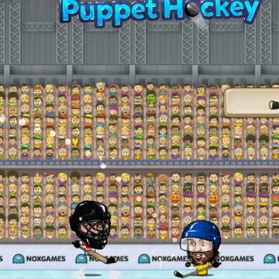 Гра Ляльковий Хокей Головами: Кубок Стенлі