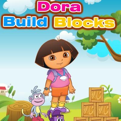 Гра для дітей: Даша будує Вежу