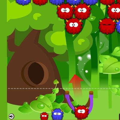 Гра для дітей: Пухнасті Кульки