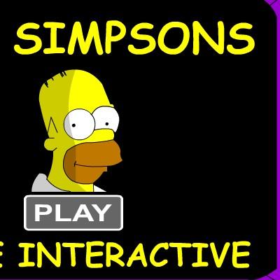 Гра для дітей: Будинок Сім'ї Сімпсонів