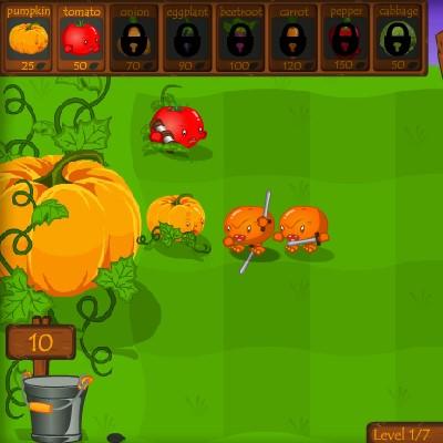 Гра для дітей: Насіння