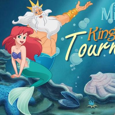 Гра для дітей: Турнір Короля Тритона