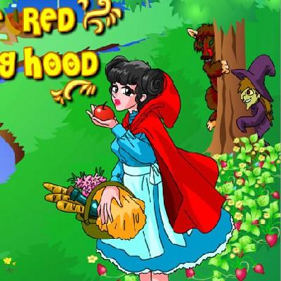 Гра для дітей: Червона Шапочка