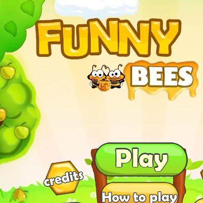 Гра для дітей: Вечелые Бджілки
