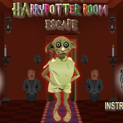 Гра для дітей: Гаррі Поттер Втеча з Кімнати
