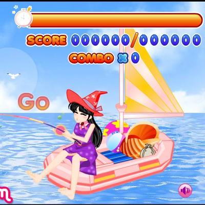 Гра для дітей: Чарівна Рибалка