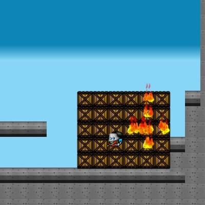 Гра для дітей: Пекло