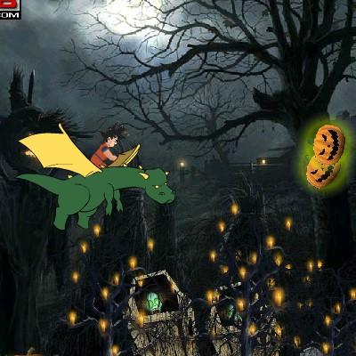 Гра Дракон: Хеллоуїн Кульки